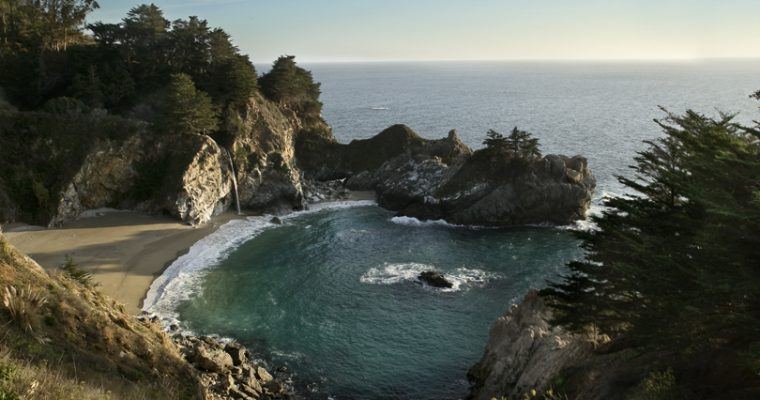 Mini Vacation Part One – Big Sur