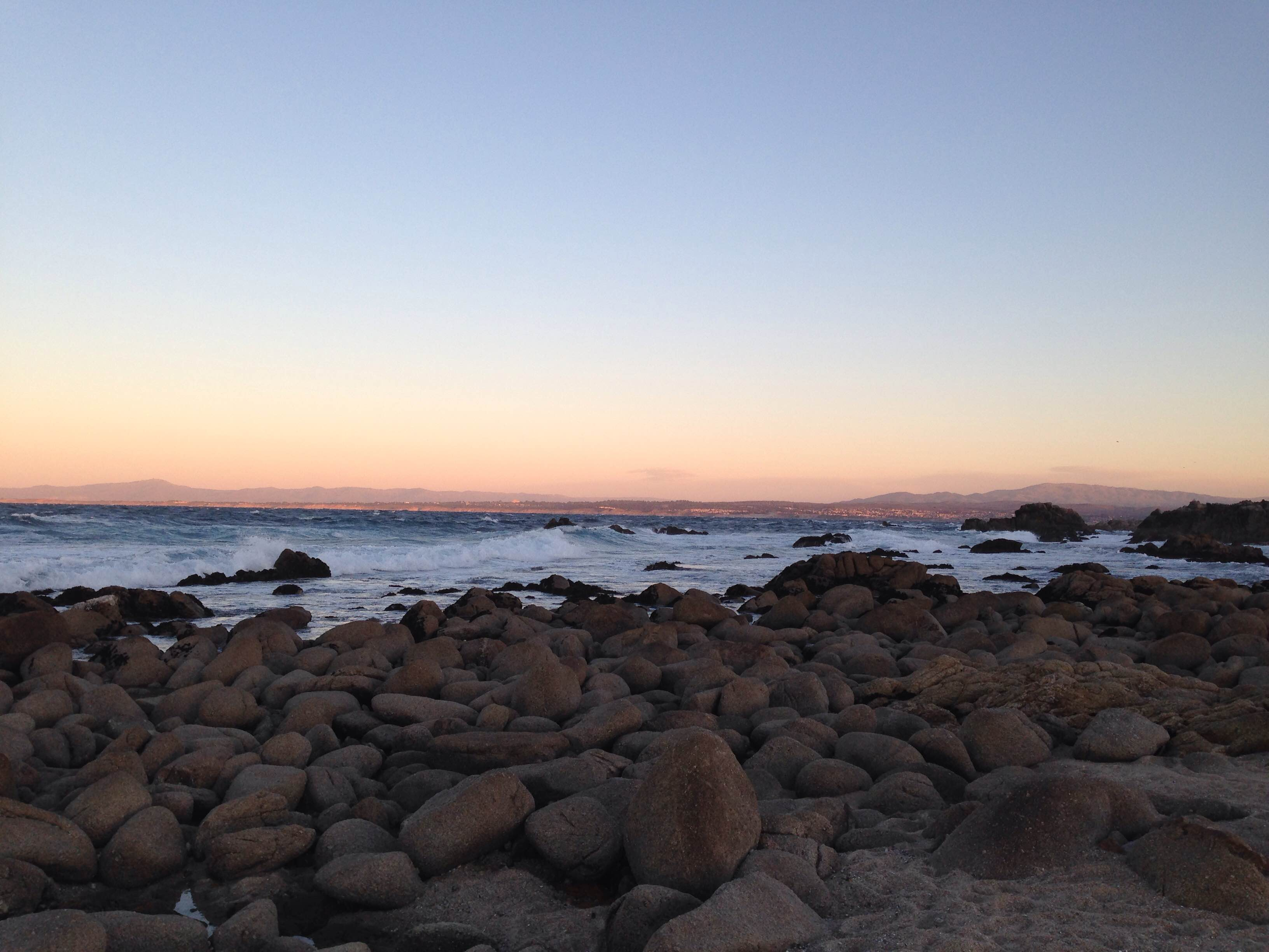 Monterey Sunset