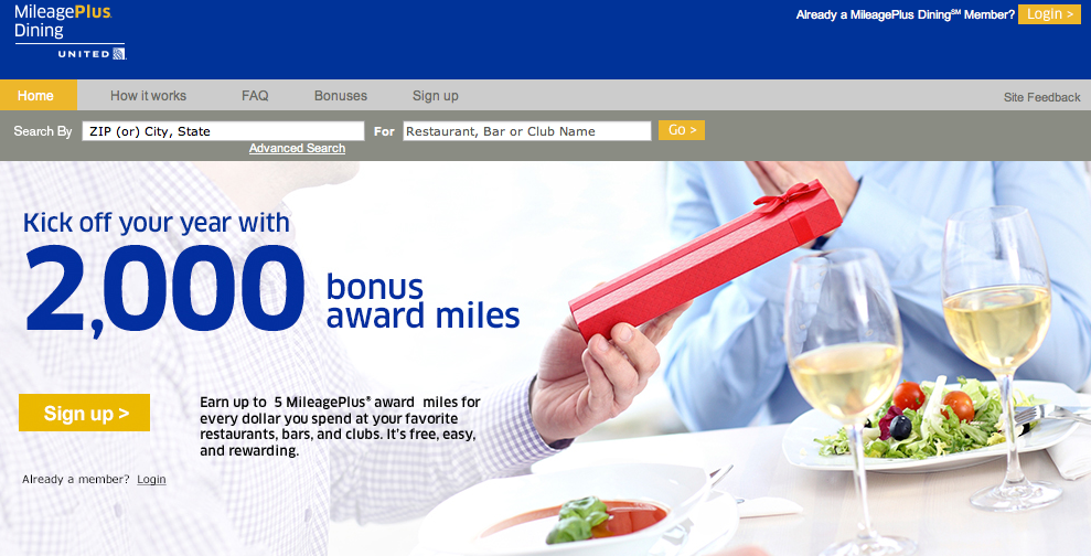 Mileage-Plus-Dining-Credit-Card-Rewards-Travel-Hacking