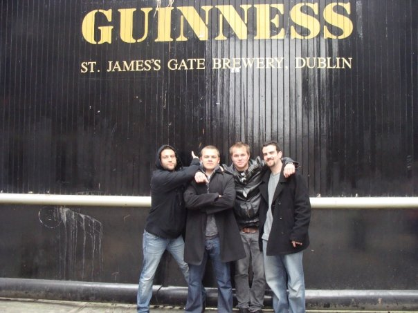 Good times in Dublin