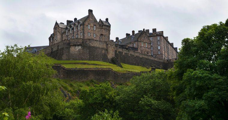 Saying Goodbye to Scotland | Edinburgh