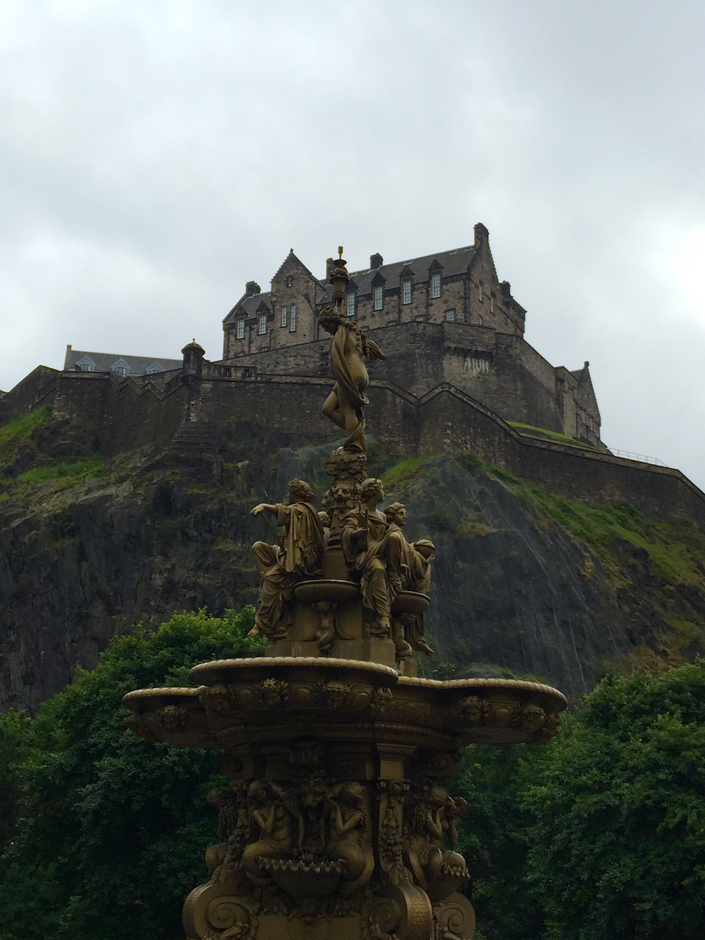 Saying Goodbye to Scotland | Edinburgh