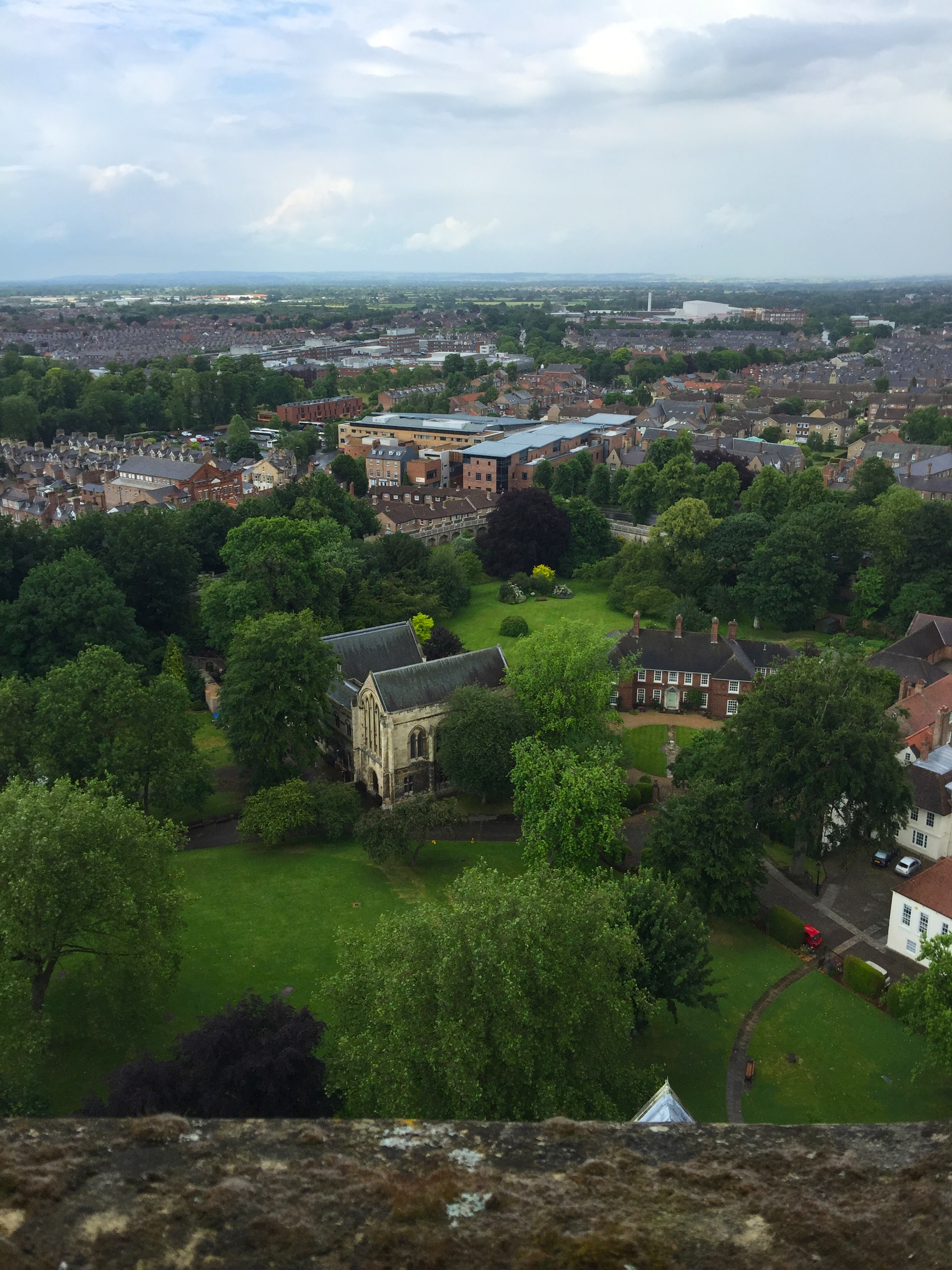 Views from the Minster