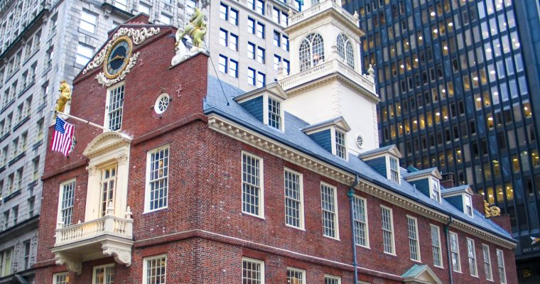 A Photo Tour of Boston   Massachusetts