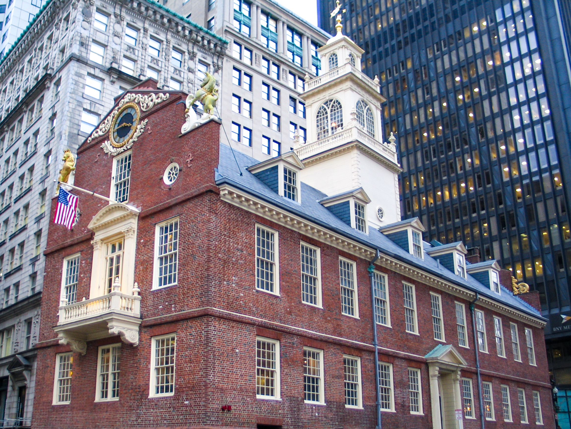 Time Travel Tuesday   Boston, Massachusetts