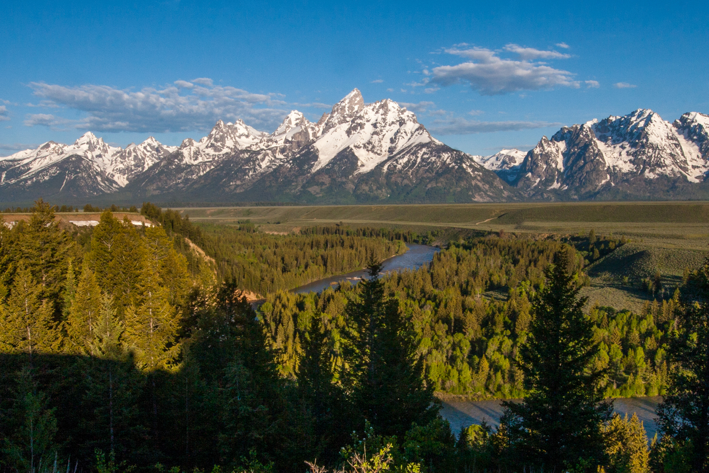 Time Travel Tuesday | Grand Teton National Park, Wyoming