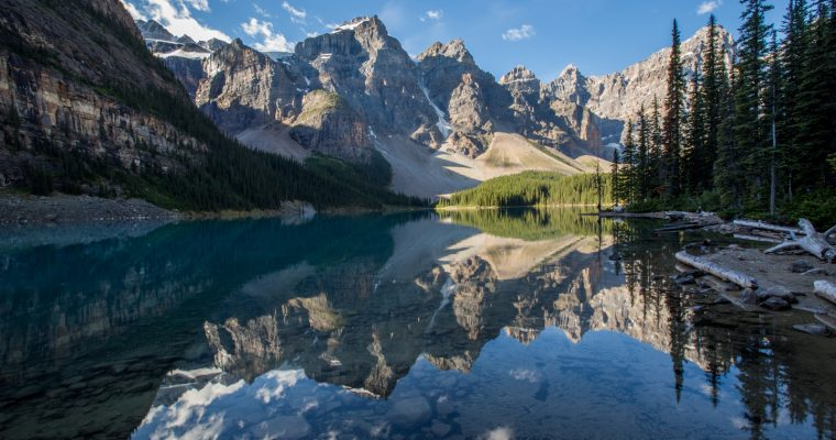 Moraine Lake | Banff, Canada