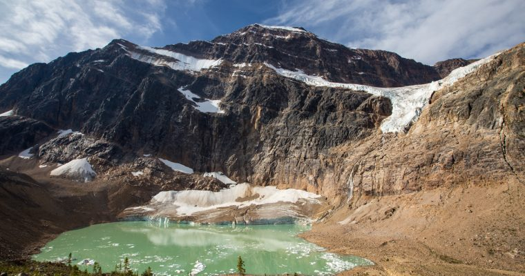 Mt. Edith Cavell and Angel Glacier | Jasper National Park |  Alberta, Canada