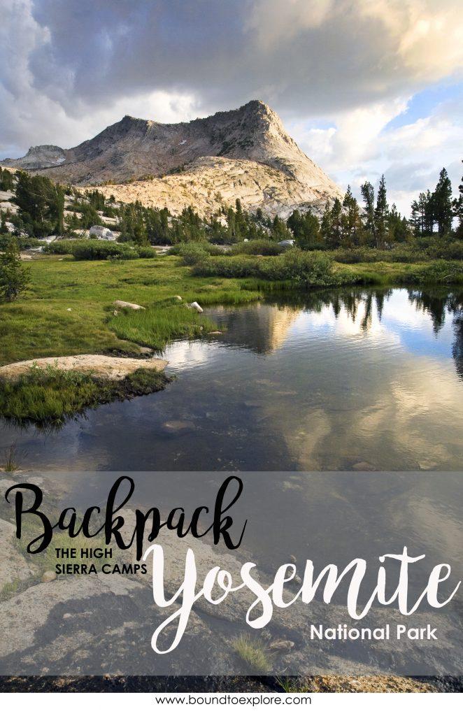 Yosemite High Sierra Camps