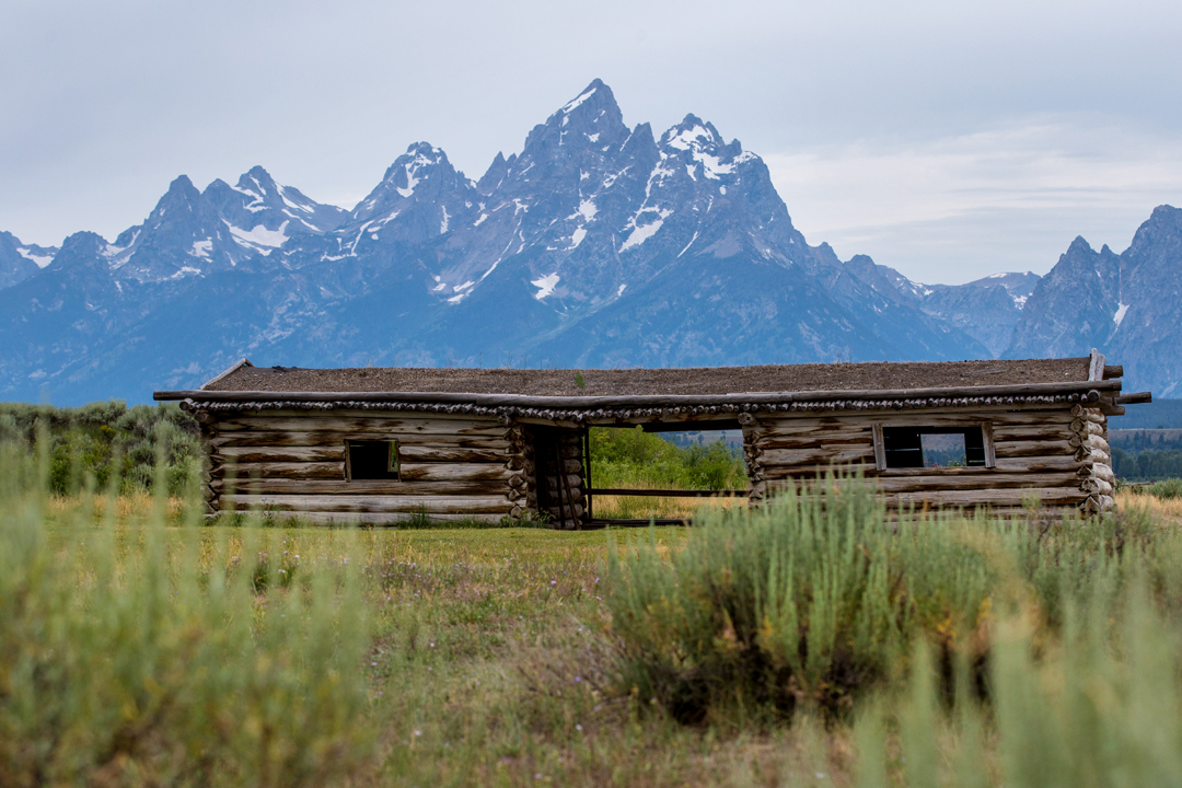 Exploring the Cunningham Cabin | Grand Teton National Park