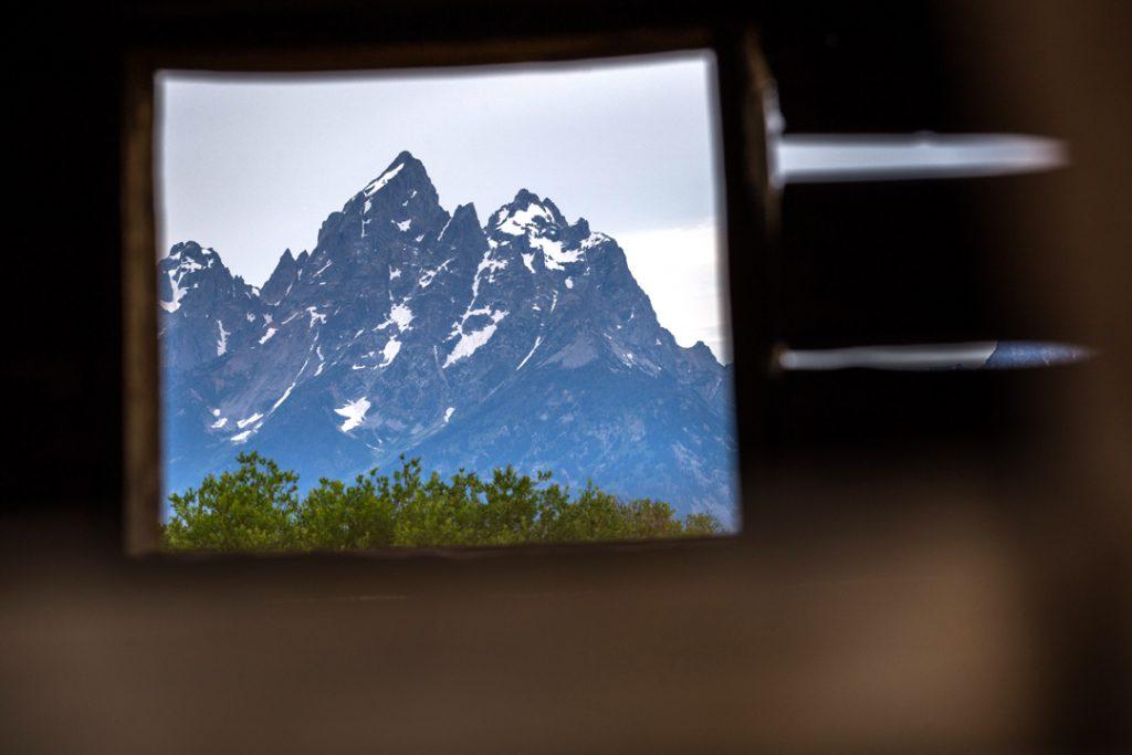 Cunningham Cabin Grand Teton National Park