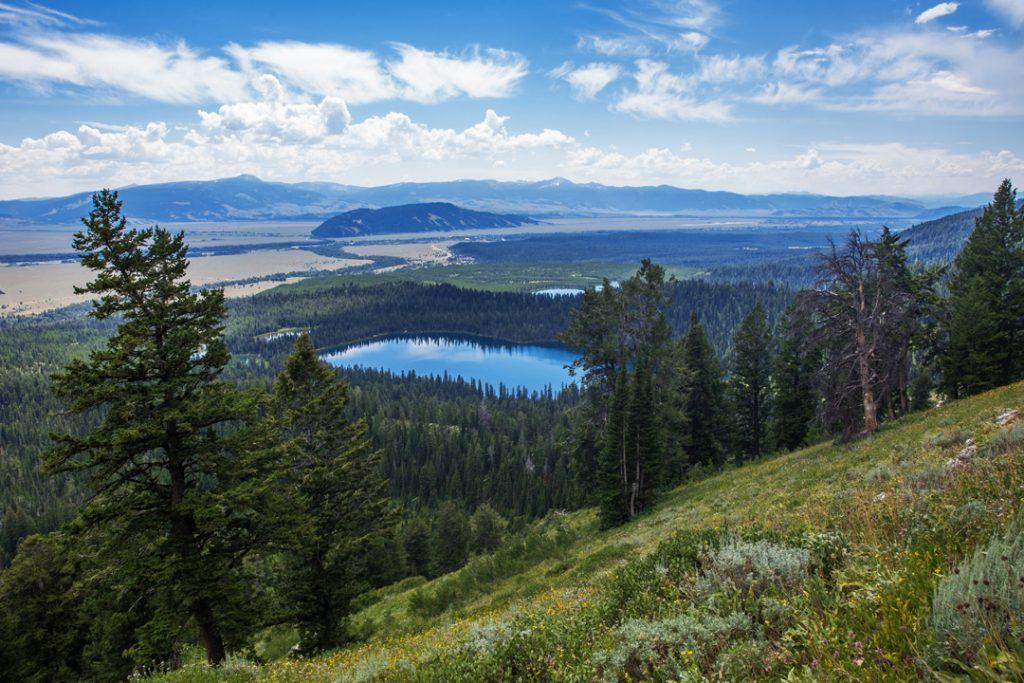 Bradley Taggart Lake