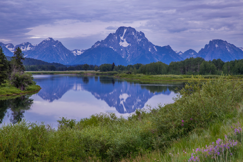 Sunrise Photography Locations in Grand Teton National Park