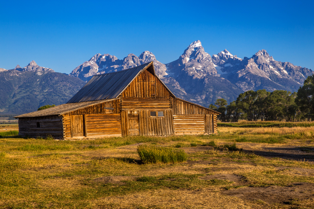 Grand Teton Sunrise Photography Locations