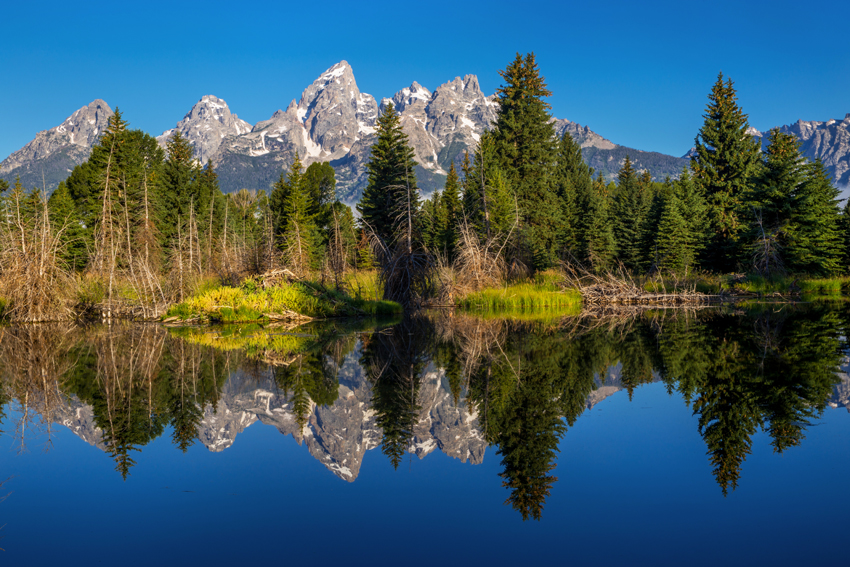 Grand Teton Sunrise Photography