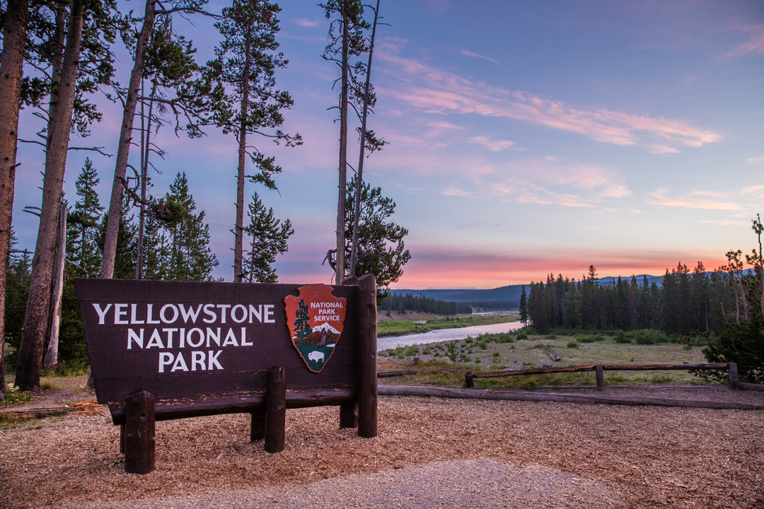Yellowstone Loop Drive