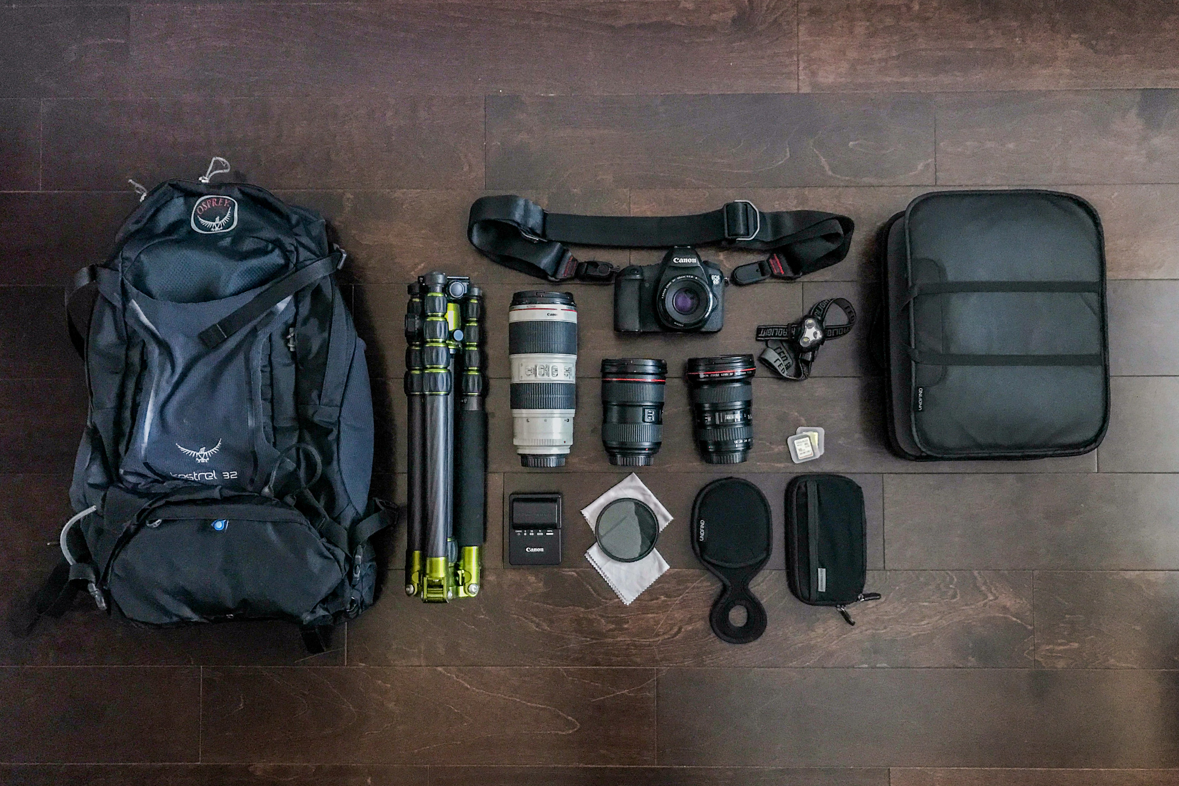 My Travel and Landscape Photography Gear