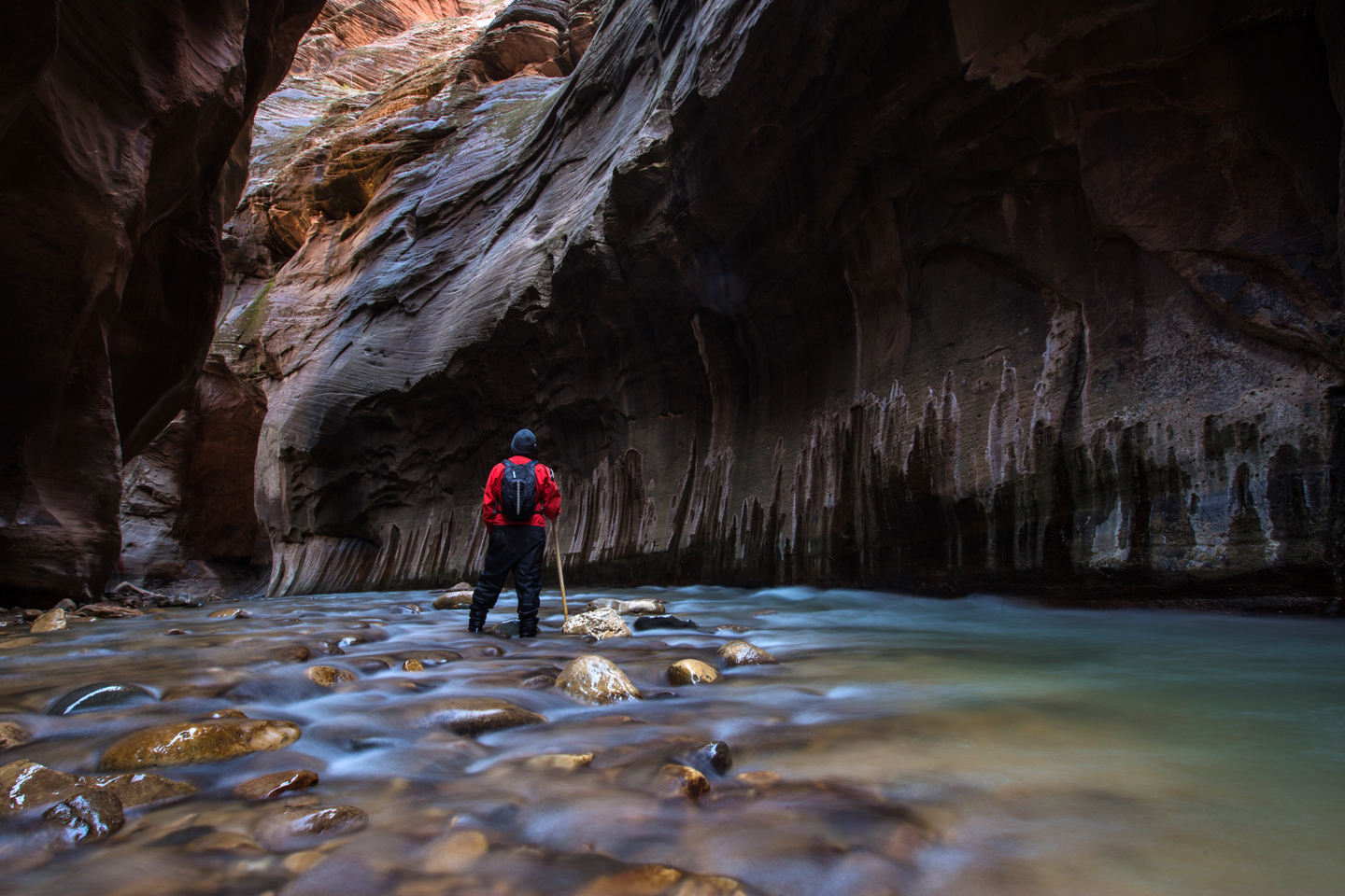 Hiking the Narrows | Zion National Park