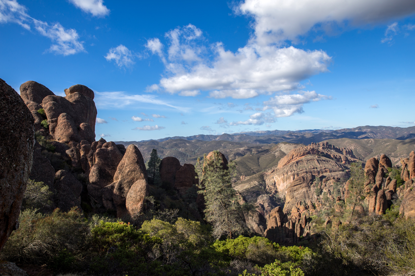Hiking the Bear Gulch-High Peaks Loop | Pinnacles National Park