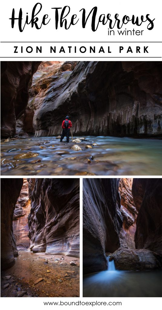 Hiking the Narrows