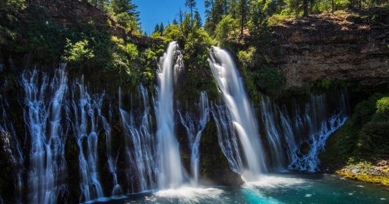 Burney Falls Hike | Redding & Shasta-Cascade