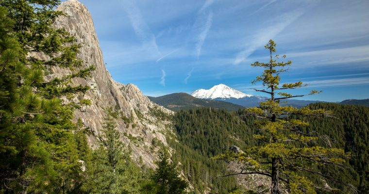 Hiking to Castle Dome | Castle Crags State Park