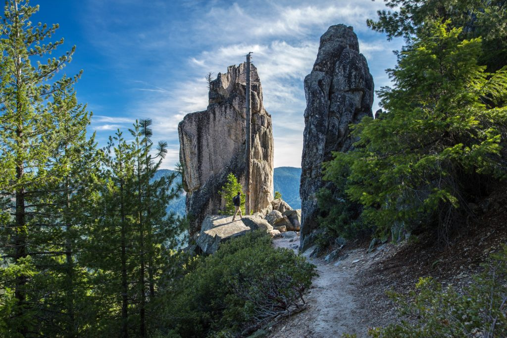 Castle Crags Hike