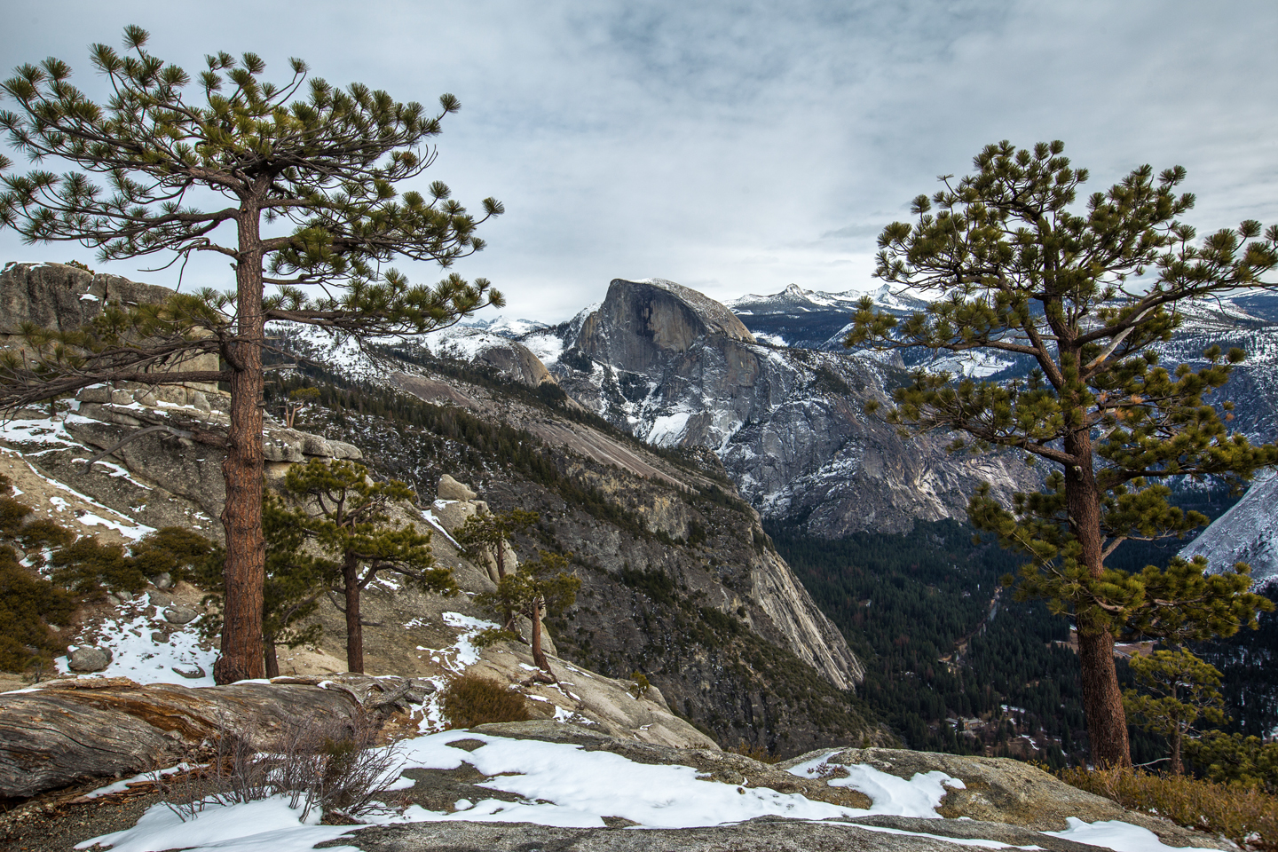 Hiking Upper Yosemite Falls