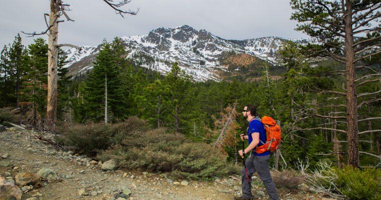 Hiking Mt. Tallac | Lake Tahoe, CA