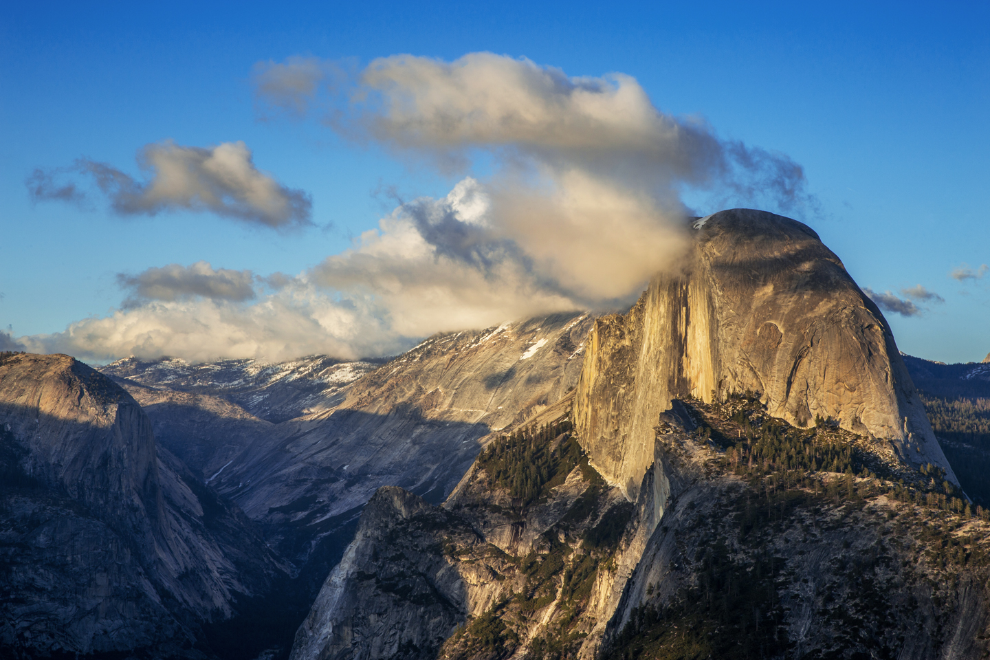 Glacier Point Hike to Sentinel Dome and Taft Point | Yosemite National Park