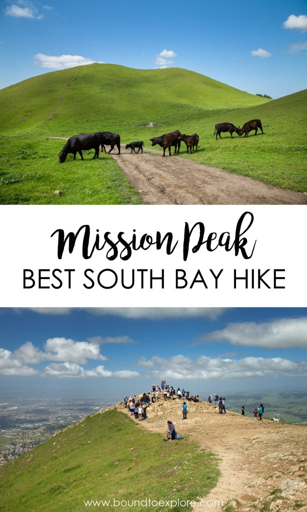 mission peak hike
