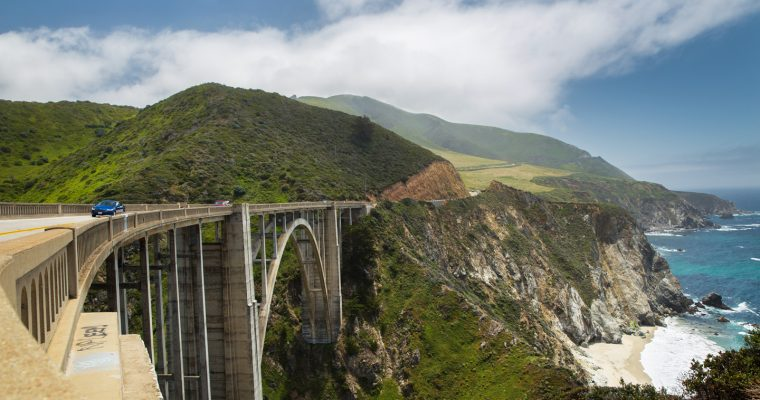 Day Trip to Big Sur California