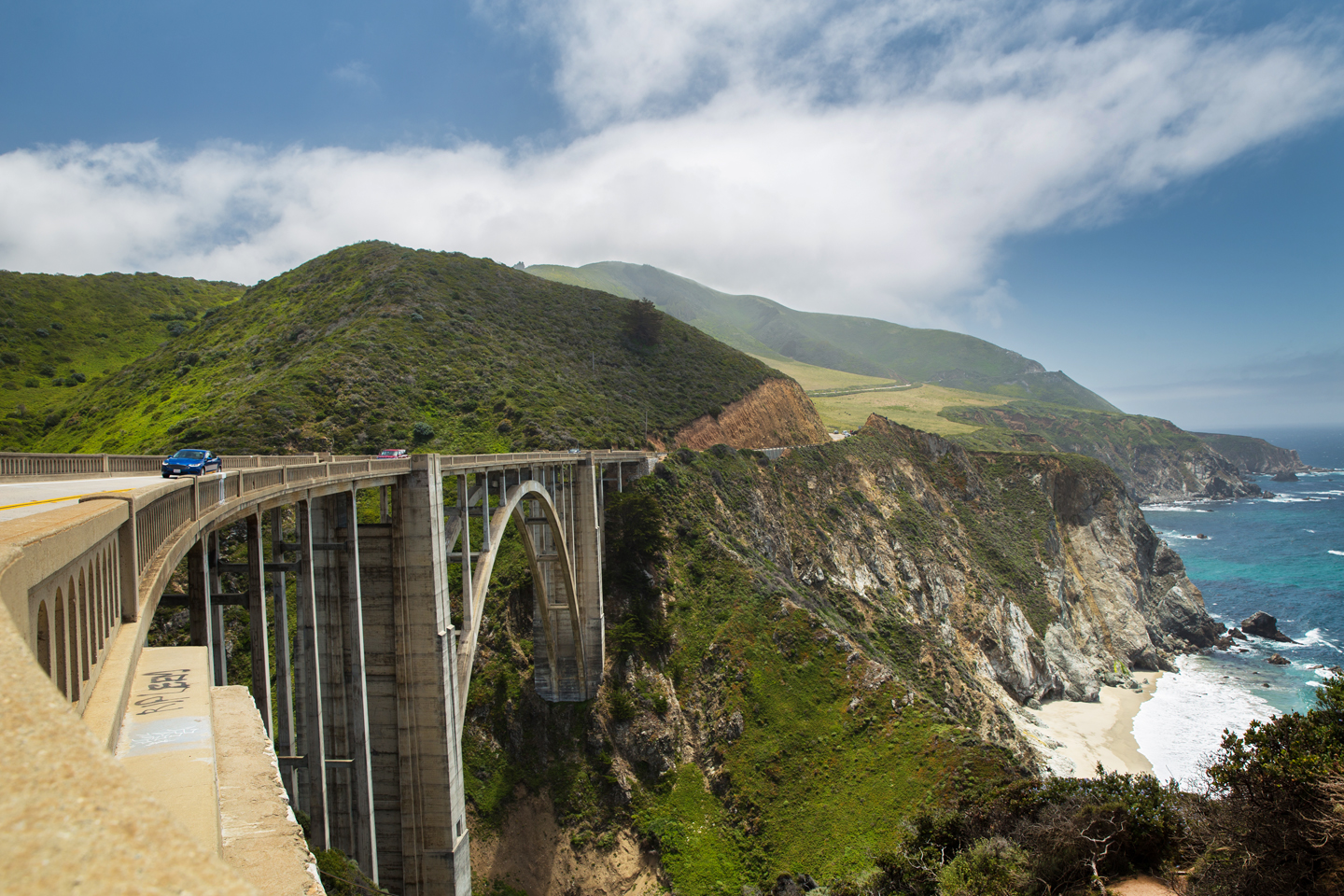 the best places to visit in big sur