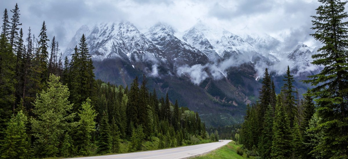 Planning A Road Trip from Vancouver to Banff