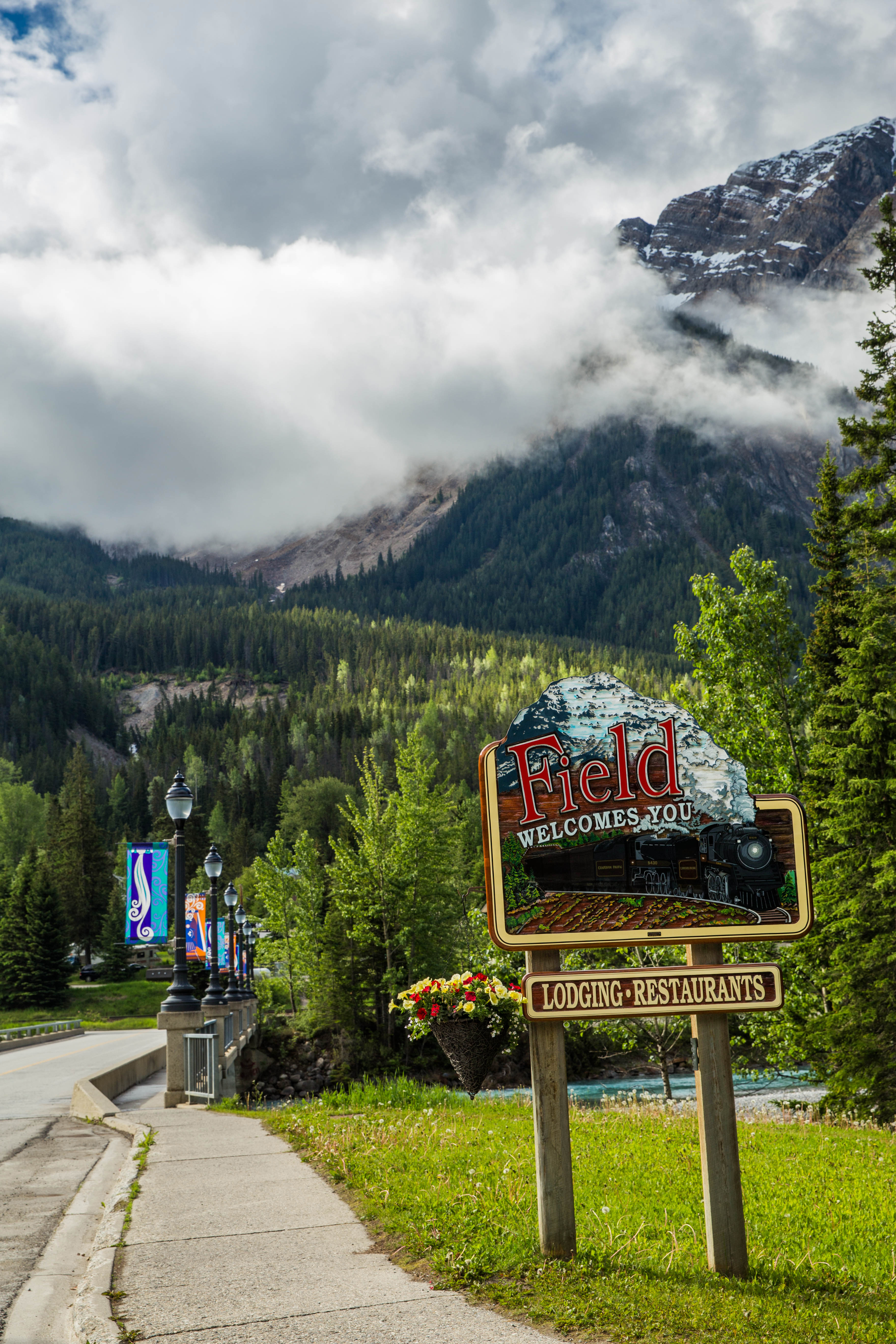 Road Trip from Vancouver to Banff