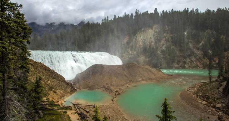Hiking to Wapta Falls | Yoho National Park