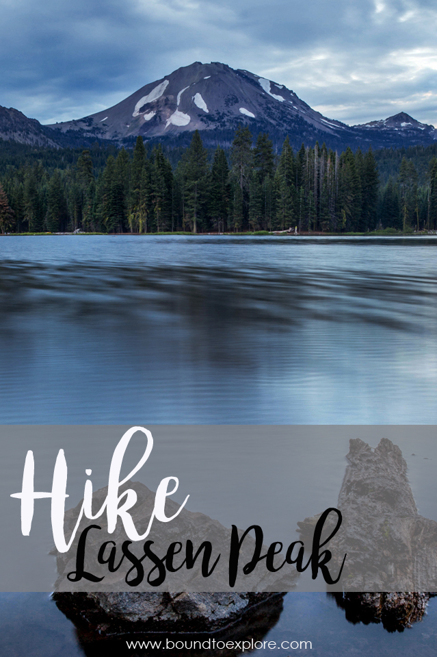 hike lassen peak
