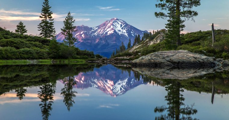 Hiking to Heart Lake | Mount Shasta California