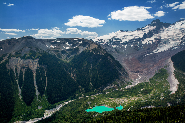 Visit Mount Rainier