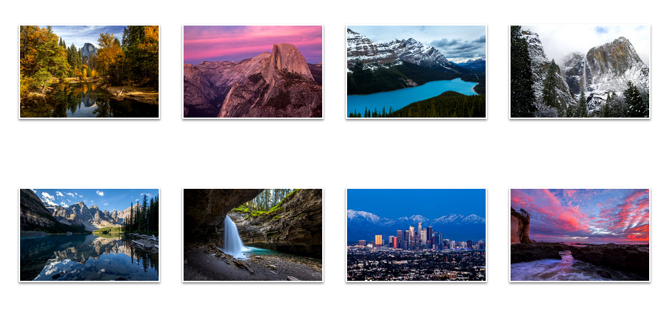 landscape photography prints