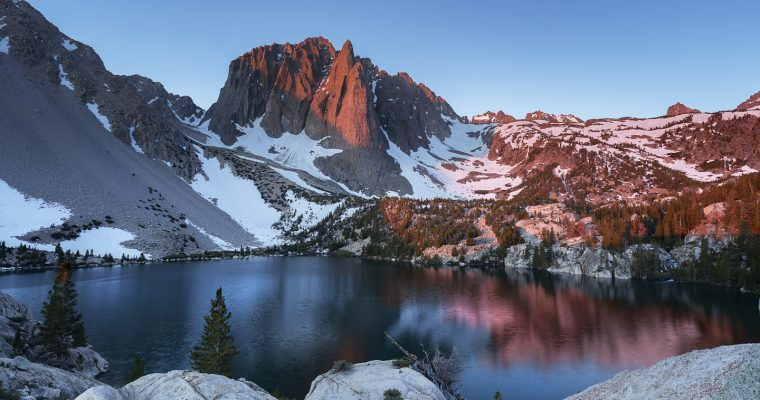 Backpacking Big Pine Lakes | Temple Crag