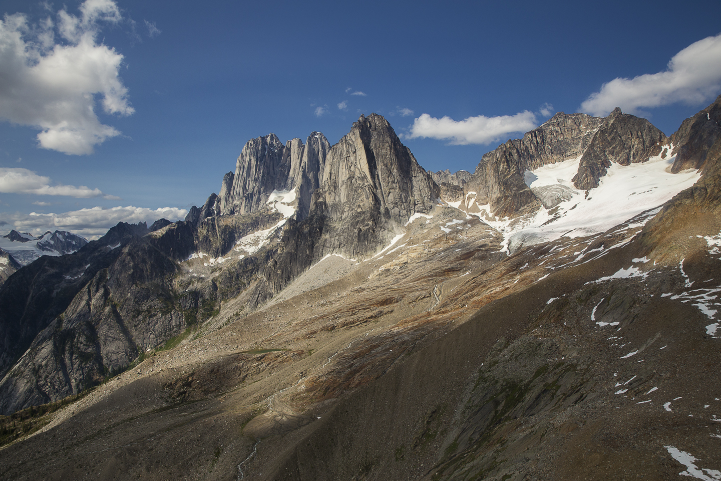 Bugaboo Mountains