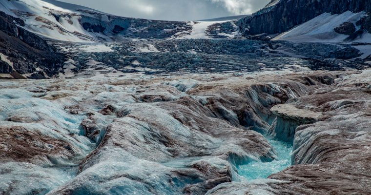 Columbia Icefield Tour: Athabasca Glacier Hike