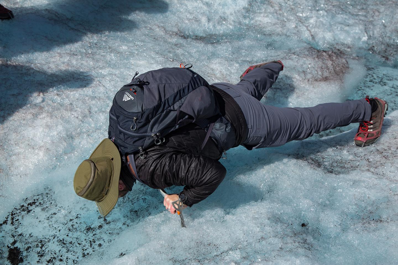 Athabasca Glacier Hike