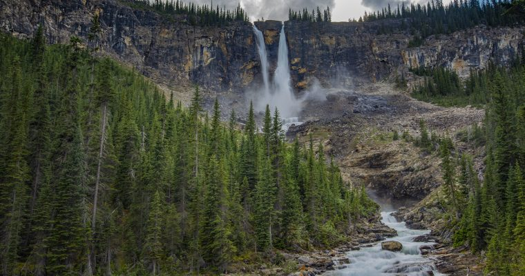 Hiking Twin Falls | Yoho National Park
