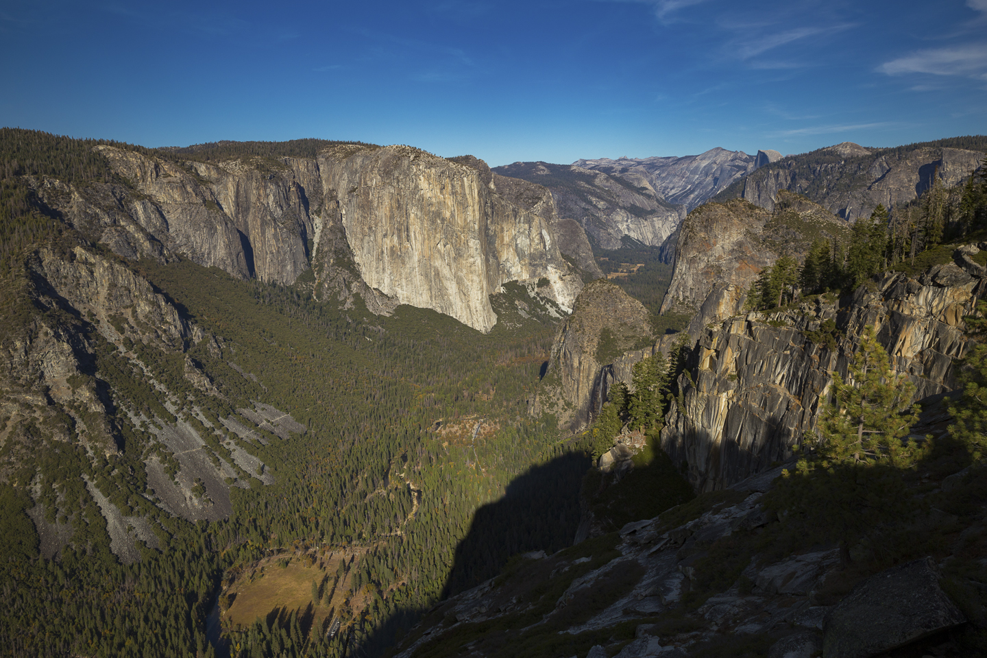 Hiking to Stanford Point | Yosemite National Park