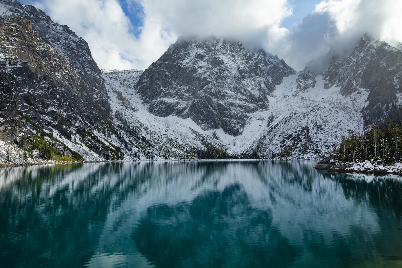 Hiking to Colchuck Lake | Alpine Lakes Wilderness