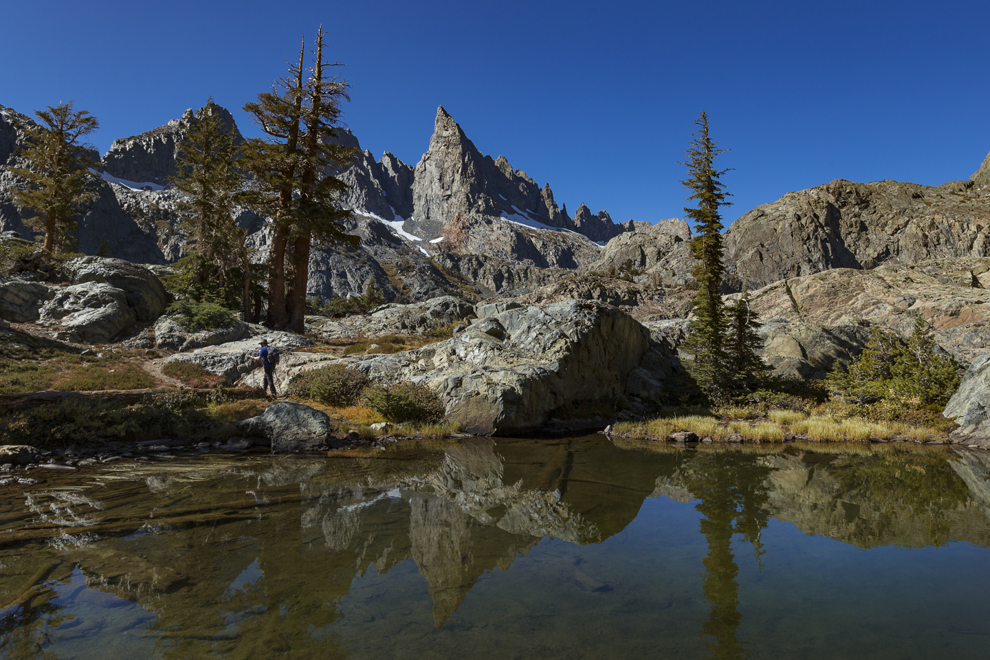 Minaret Lake Hike | Mammoth, California