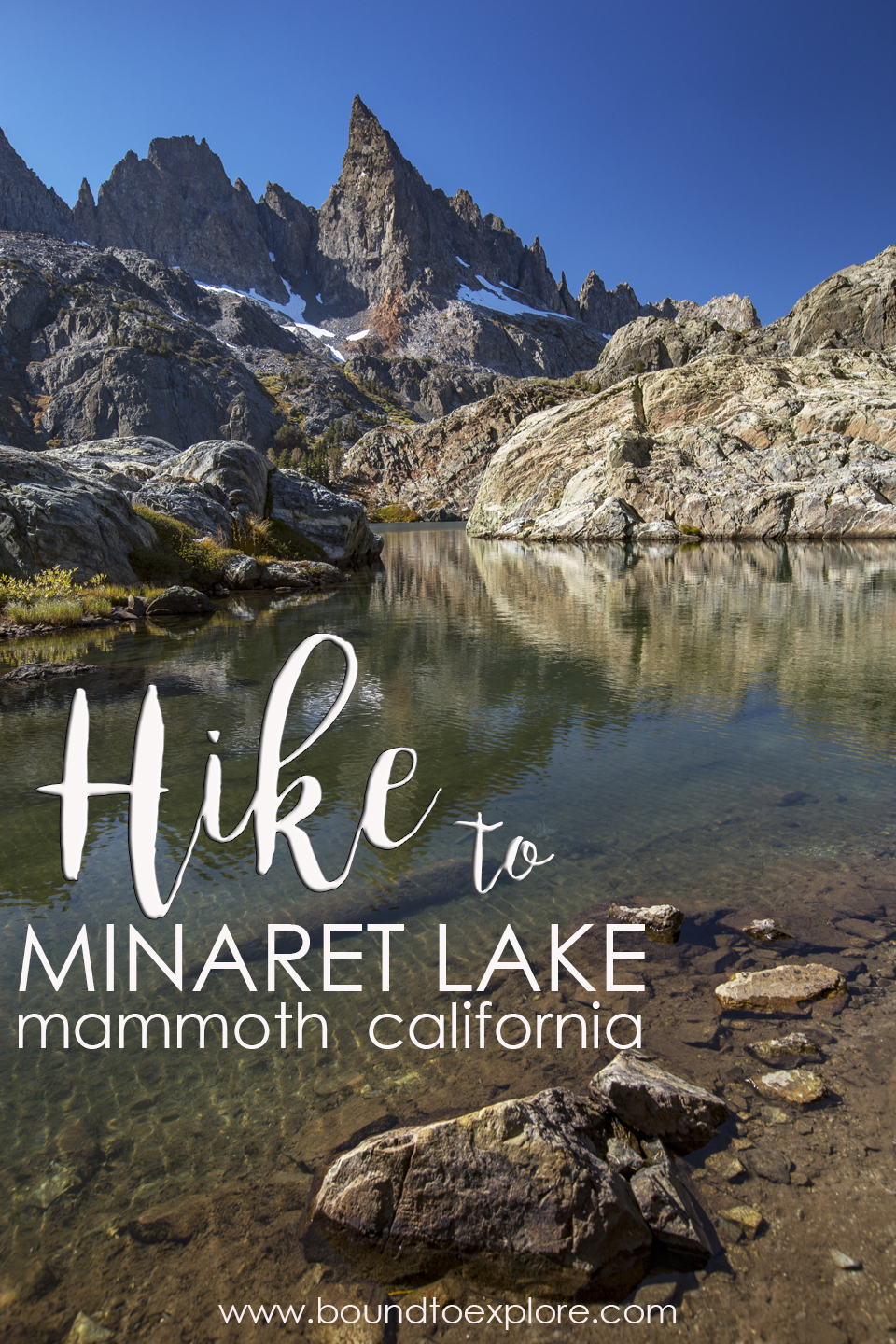 Minaret Lake Hike