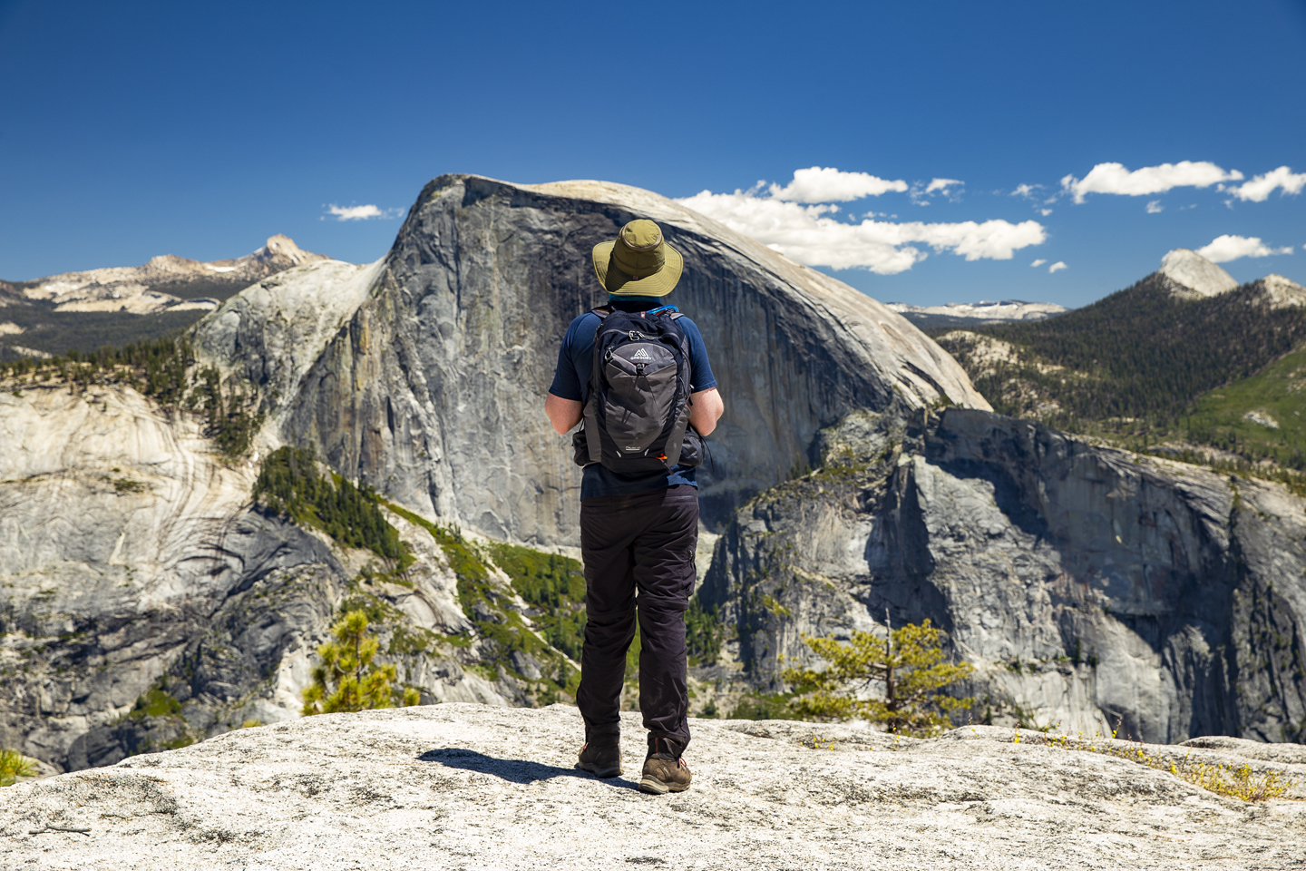 North Dome Yosemite